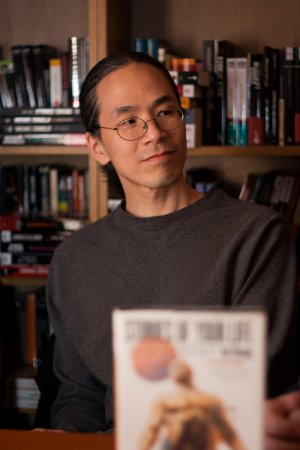 Ted Chiang en Madrid
